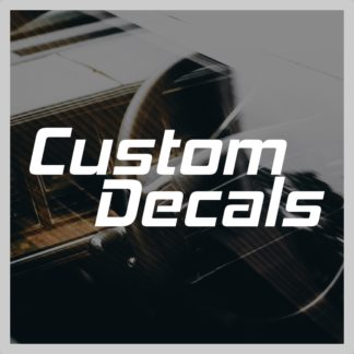 Custom Decals